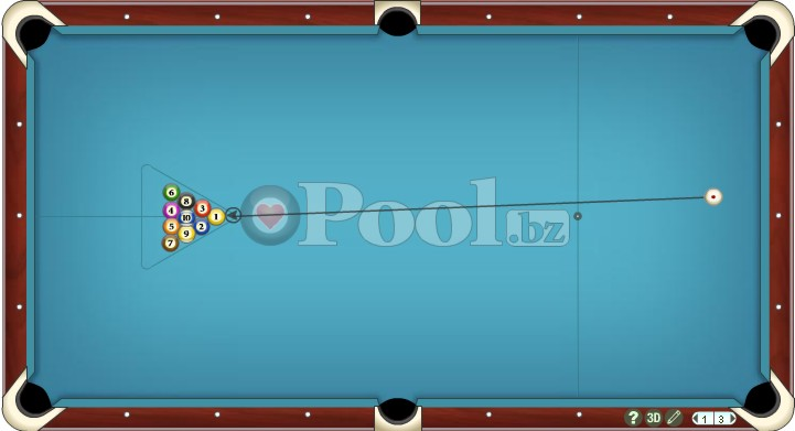 10-ball break - part 1