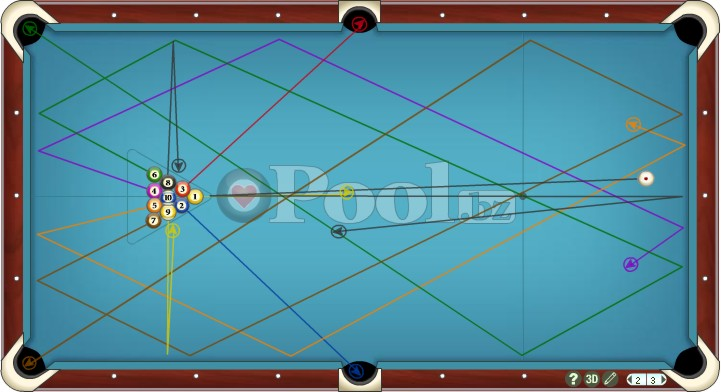 10-ball break - part 2